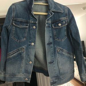 Alexa Chung for AGOLDE Denim Jacket